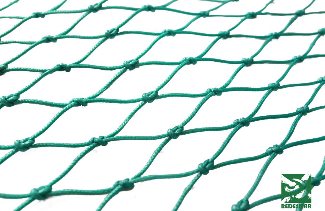 mujerzuela redes de pesca